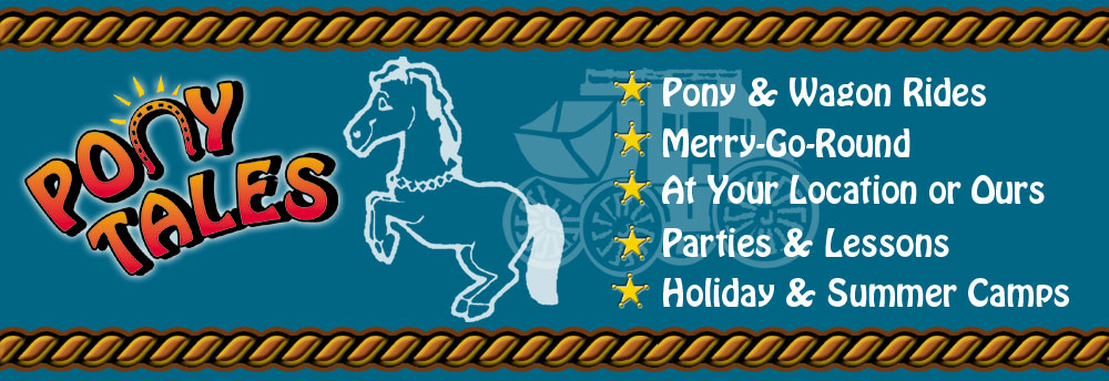 Pony Tales New Orleans Children's Pony Ride Party Packages